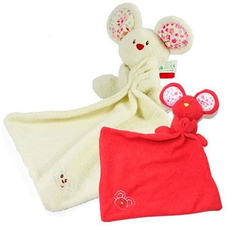 comforter toy for baby new 1pc baby comforter toy cute cartoon animal soft plush