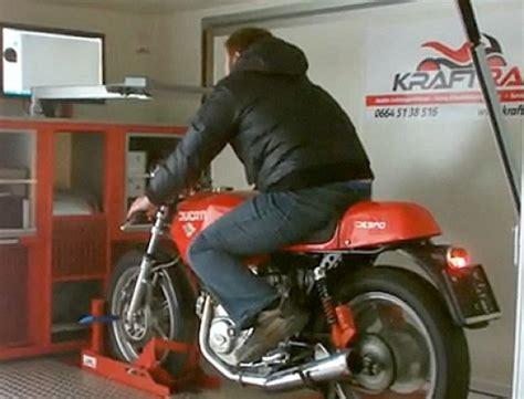 Motorrad Gabel Umbau T V by Ducati 1979er Ducati 500 Pantah Cafe Racer Am