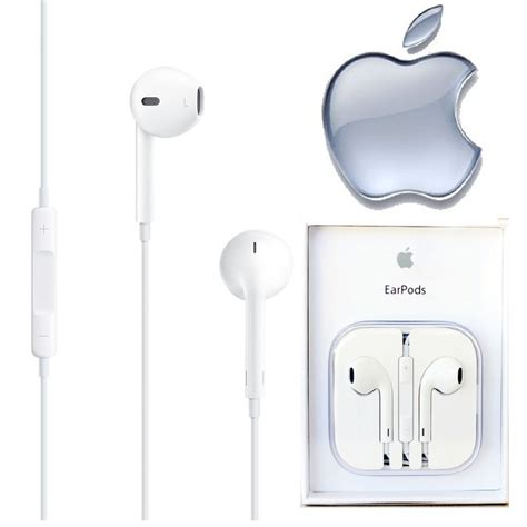Earphone Iphone 4s Original original apple earpods earphones with remote mic ipod iphone 5 4s 4 3gs