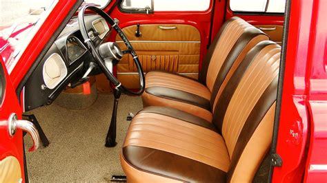 renault dauphine interior 1964 renault dauphine 4 door sedan 177083