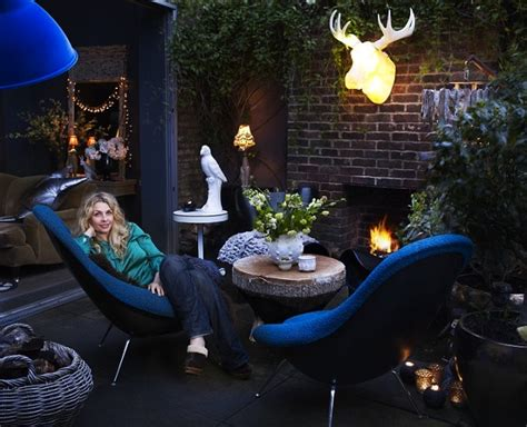 Night Table Lamps the sunday nook abigail ahern