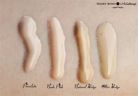 buy l shades online india oriflame the one illuskin foundation review swatches