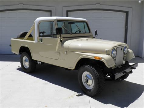 jeep scrambler for sale 1981 jeep scrambler vintage cj 8 for sale