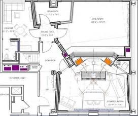 Recording Studio Floor Plan Studio Apartment Unit Floor Plan Studio Apartment Plans