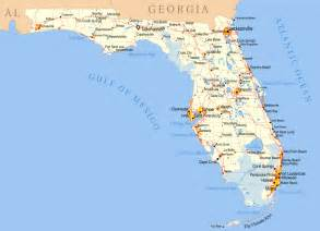 map of florida images details uk