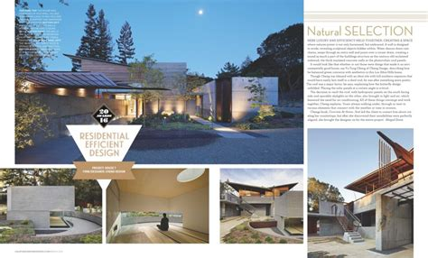ca home and design awards 2016 ca home design residential efficient design award