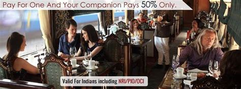 maharajas express announces special monsoon offers luxury train news latest stories on luxury trains