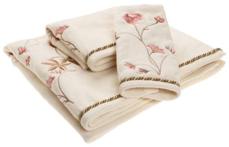 croscill rose garden towels discount croscill garden towel