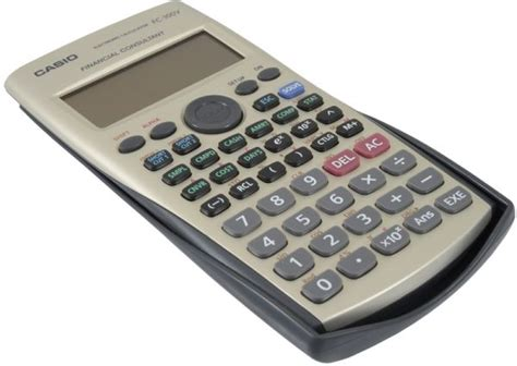 Casio Financial Calculator Fc 100v casio financial consultant electronic calculator fc 100v
