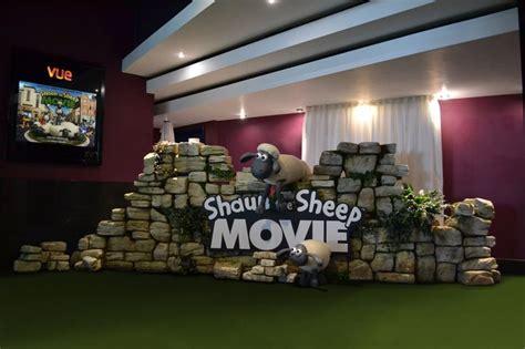 shaun the sheep premiere at cribbs causeway vue cinema