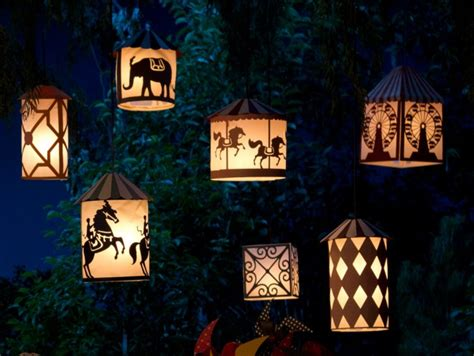 Craft Paper Lanterns - paper lanterns craft craftshady craftshady