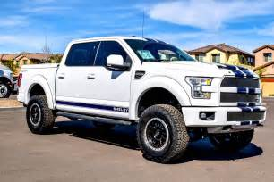 Shelby Ford F150 2016 Ford F 150 Shelby Supercharged