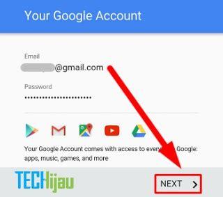 membuat gmail android cara membuat akun email baru menggunakan android techijau