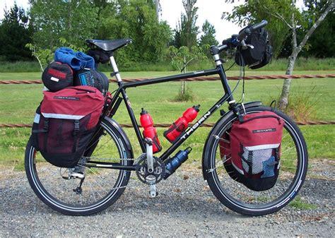 touring bike touring bicycle
