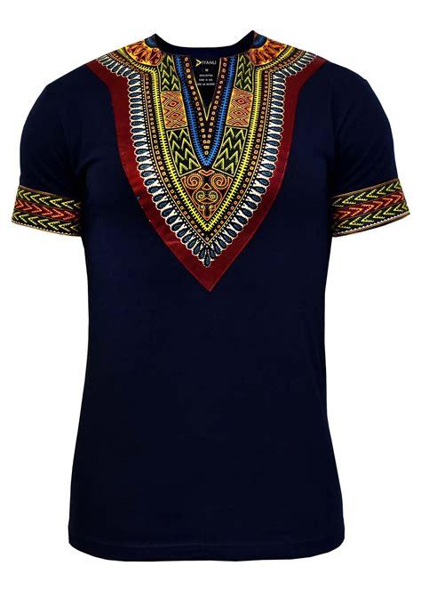 african pattern t shirt dashiki print tshirt exotic afrique