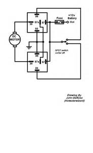 timed reversing polarity circuit