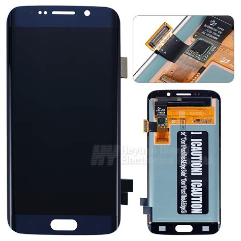 Lcd Samsung S6 Edge replacement lcd display for samsung galaxy s6 edge