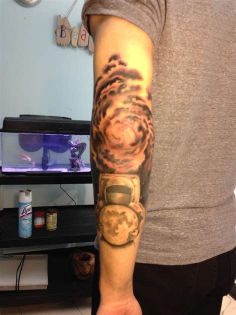 kid cudi tattoo blue owl tattoos by pete its my kid cudi inspired on