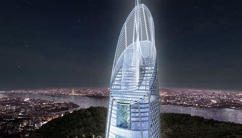 Korea Light som seoul light digital media city tower sustainable