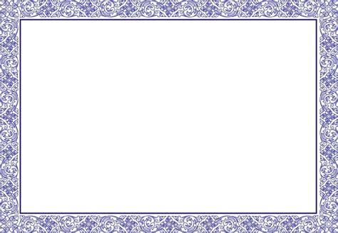 award certificate border template 12 editable border certificates blank certificates