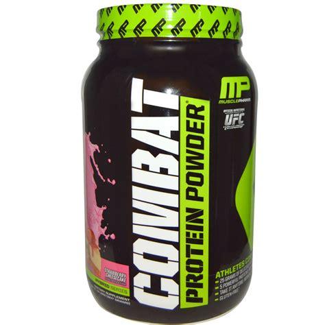 Combat Protein Powder Pharm Combat Protein Powder Strawberry