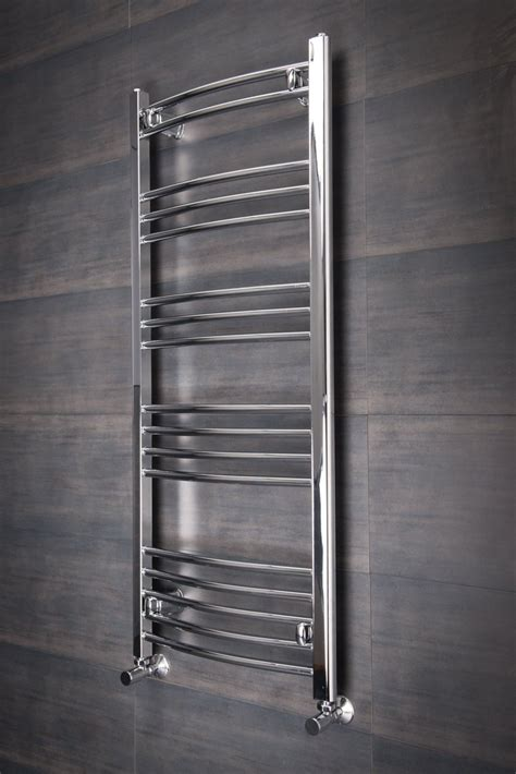 heated towel rail radiator bathroom bathroom heated towel rail radiator curved ladder warmer