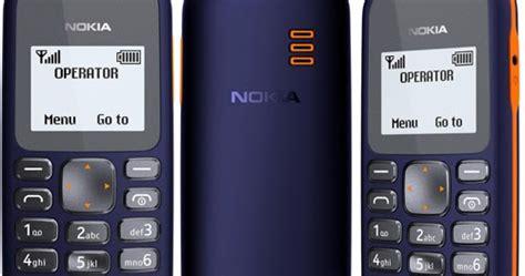 Hp Senter Nokia nokia 103 hp murah dibawah 300 ribu harga hp terbaru 2013