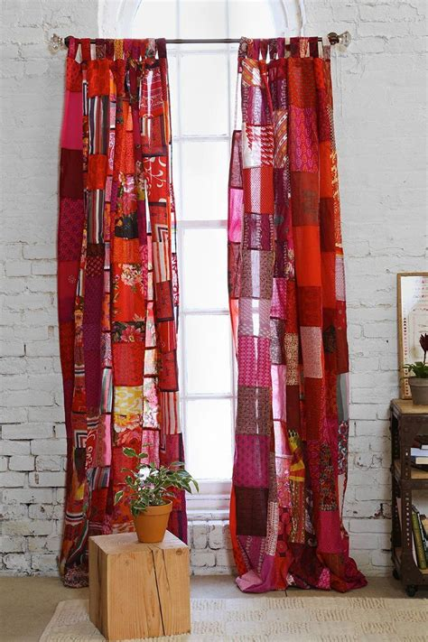 gypsy curtains for sale 25 best ideas about patchwork curtains on pinterest