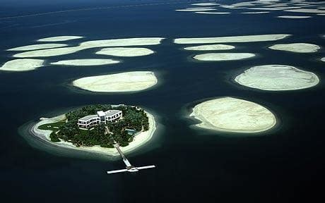 Palm Island Sinking by Palm Island Dubai Sinking