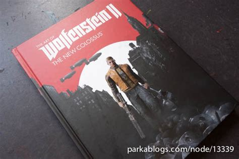 the of wolfenstein ii the new colossus books book review the of wolfenstein ii the new colossus