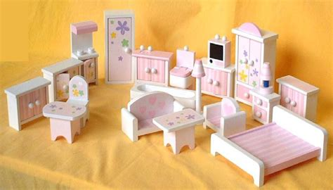 doll house with furniture glue sticks and lots of fun make your own dollhouse furniture redgage