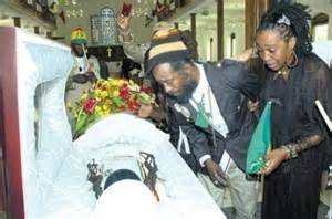 bunny rugs funeral brevett buried poor turnout for pioneer s funeral entertainment jamaicaobserver