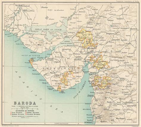baroda map images