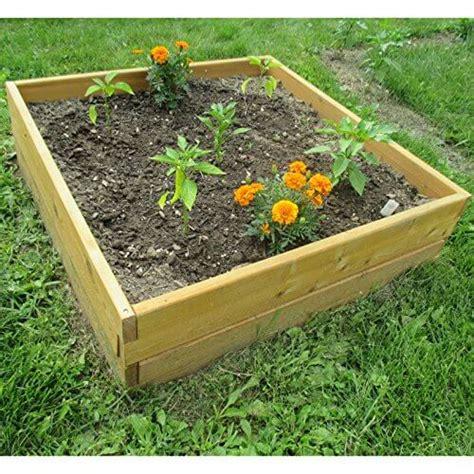 cedar boards for raised garden beds infinite cedar raised garden bed insteading