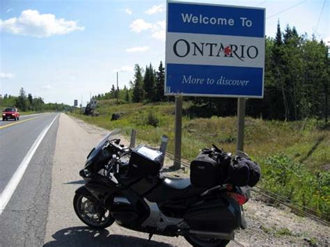 Motorrad Canada by 2006 Canada Motorcycle Trip Picture Set 7 22 06 7 26 06