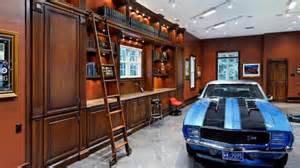 dream garage designs 11 car garage with man cave