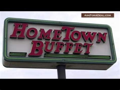 Hometown Buffet Gift Card - hometown buffet printable coupons