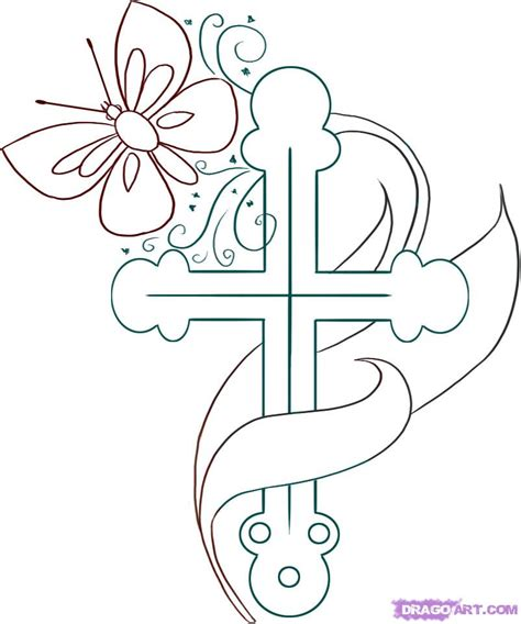 cool christian coloring pages christian cross coloring pages image search results