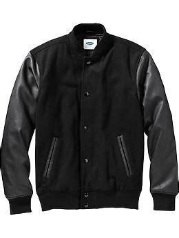 Jaket Qing 2 Tone Navy Xcsx mens varsity jacket varsity jackets and jackets on