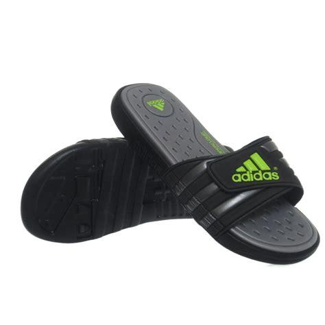 adidas adissage supercloud mens slides black grey slime sportitude