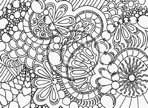 advanced coloring pages printable advanced coloring pages mandala nature etc