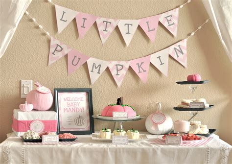 Ideas For Fall Baby Shower by 15 Whimsical Fall Baby Shower Ideas