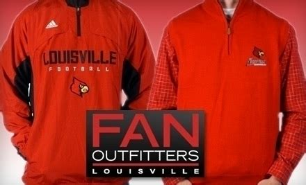 fan outfitters louisville ky fan outfitters lexington ky groupon