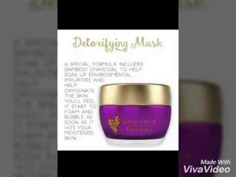 Charcoal Detox Mask Younique by Detoxifying Mask By Younique