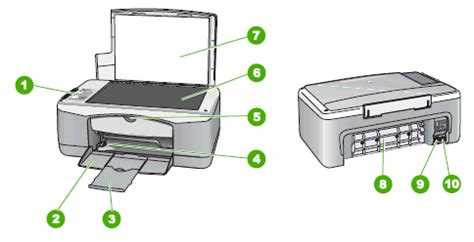 Printer Hp F370 hp deskjet f300 series all in one product overview hp 174 customer support