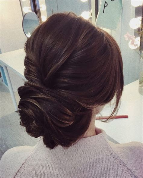 Wedding Hairstyles Low Updo by Top 15 Wedding Hairstyles For 2017 Trends Emmalovesweddings