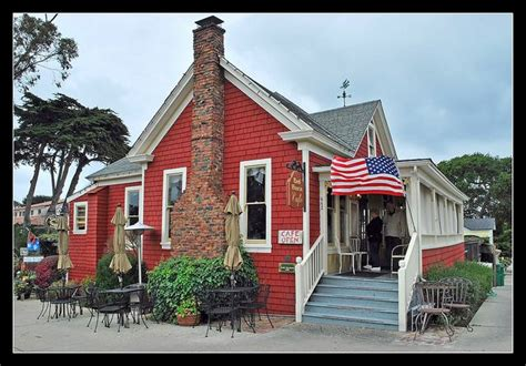 red house cafe pacific grove 307 best travel northern central california images on pinterest