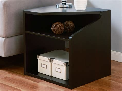 large end table with storage southernspreadwing com page 121 sauder carson forge