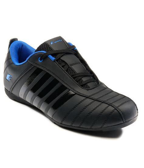 f sports slippers f sports black sport shoes buy f sports black sport