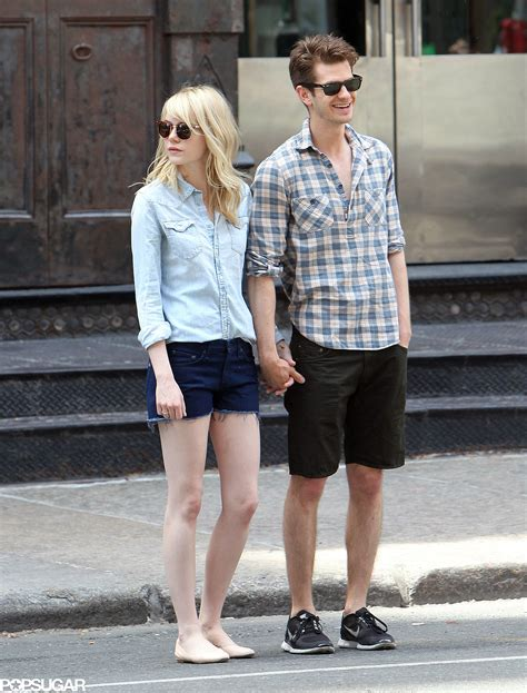 emma stone engaged emma stone and andrew garfield engaged in some sweet pda